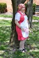 Chansey Cosplay by metalsummer