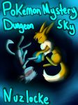 Pokemon Mystery Dungeon Sky Nuzlocke: Team Seishin by Hykura23