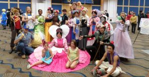 Every Disney Cosplayer at MetroCon by Starkiller-Cosplay