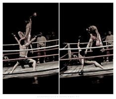 Thai Boxing II by syuryow