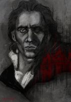 BEWARE OF CRIMSON PEAK - Sir. Thomas Sharpe by AngieParadiseeker