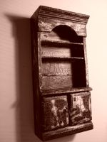 bookcase for witches attic  3 by SoDarkSoCute