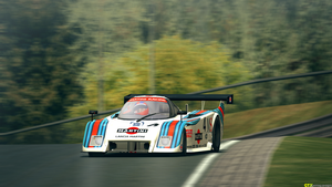 Lancia LC2 @ Nordschleife by 7Nolo