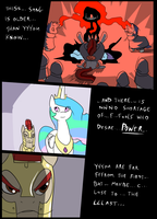 MLP Project: Ballad of the Broken P12 by Metal-Kitty