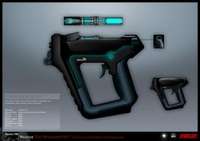 SYNDICATE concept - persuadertron by torvenius