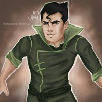 Bolin Sketch by Draconis-Silver