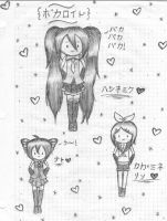 What I did during maths XD by Fujioka-Moe