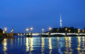 TV tower by BedlamGirl