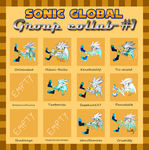 :SonicGlobal: Silver Collab! by Crisskitty