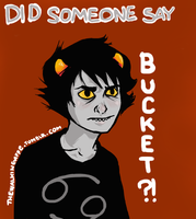 Don't say the ''b-'' word around Karkat by Avrely