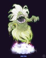 Ghostbusters - Snot Hag by DanSchoening