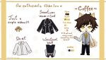 Coffee Reference Sheet by Shiemi-Hime