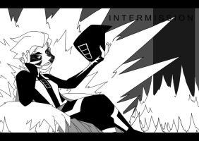 Tron: Frozen page Intermission by MoeAlmighty