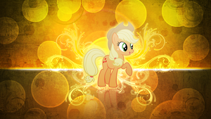 Applejack Wallpaper by ErsatzNomenclature