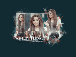 Ashley Tisdale. by Spenne