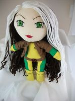 Rogue X-men by dollmaker88