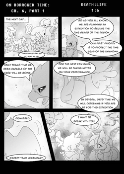 On Borrowed Time: Chapter 6, Part 1 by Wooled