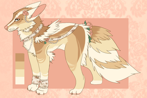 Fox Adopt Auction by arianthie