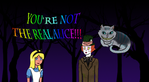 Not the Real Alice by Emberra555