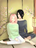 Peace and Quiet by RinARinI