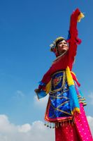betawi dancer by gonnaday