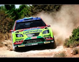 wrc ford by gtimages