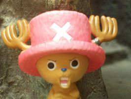 One Piece - Chopper figure by stopmotionOSkun