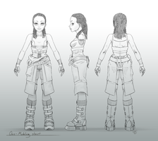 Onix Modeling Sheet by TheRogueSPiDER