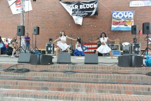 Puerto Rican/Latin Festival, Moving To the Groove2 by Miss-Tbones