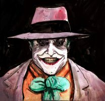 the Joker by TylerChampion