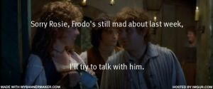 Frodo's mad by angelprincess101