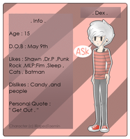 Ask Me ID by Ask-Dex-The-Punk