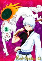 CE: Gintoki, Ammy and Issun by Red-Sinistra