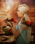 Daenerys 2 by babsartcreations