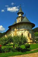 Putna Monastery by Lk-Photography