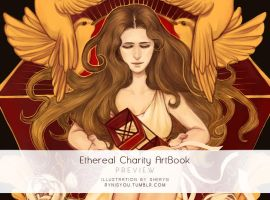 Ethereal ArtBook Preview by rynisyou
