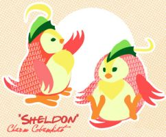 ELC Sheldon by charmainecbk