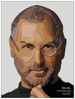 Steve Jobs by Direct2Brain