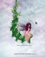 Moon Fairy by kathygold