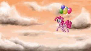 Pinkie in the Sky by Psychoanalytic