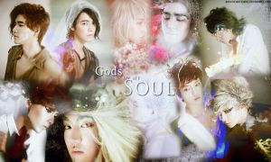 +WALLPAPER Gods Of My Soul by BreendiEditions