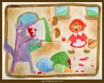 The Wolf Ate Granny. by Efaniel