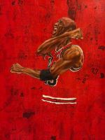 Jordan - The Greatest to Ever Play by Xander7