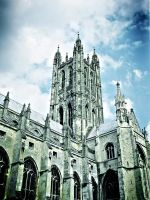 Canterbury Cathedral by GTRacer