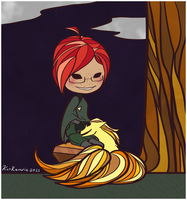 Dark Woods Clive by kat-reverie