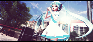 .: Singing loud and clear :. by Duekko