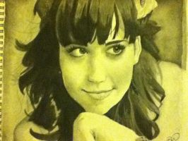 Katy Perry: Finished by ianhislopschin