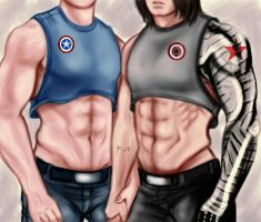 stucky croptop by pain-art