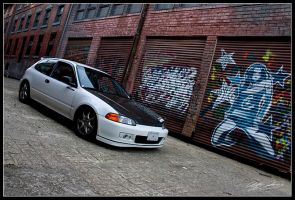Honda Civic - Featured Car 4 by Civictron