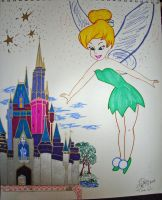 Wishes Tinker Bell Colab by WDWParksGal